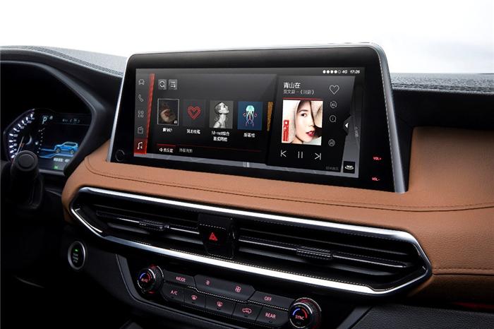 上汽大通品牌战略暨首款互联网定制SUV D90全球首发