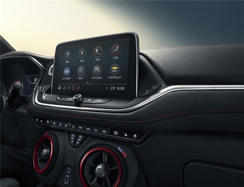 高端大7座全境SUV雪佛兰开拓者公布智能科技配置
