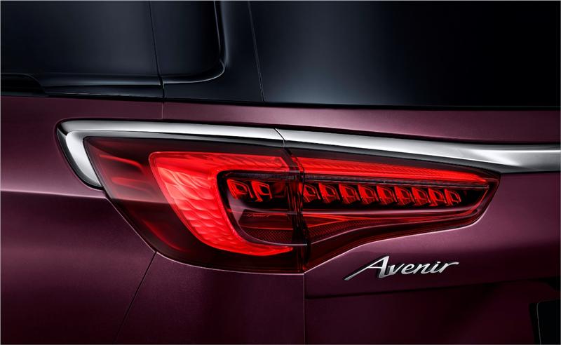 全新一代别克GL8 Avenir艾维亚家族开启预售