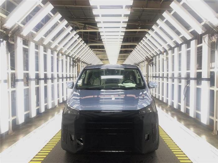 氢燃料电池车商业化运营取得巨大突破,beplay下载app下载MAXUS首台燃料电池MPV顺利下线