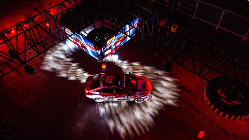 雪佛兰2020直通NASCAR光速挑战赛6月25日开启