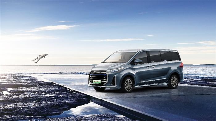 首度揭秘全球首款高端氢燃料电池MPV ,乐动体育滚球投注大通MAXUS EUNIQ 7今日全球首发!