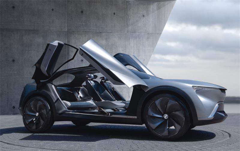 别克新能源概念车Electra全球首发