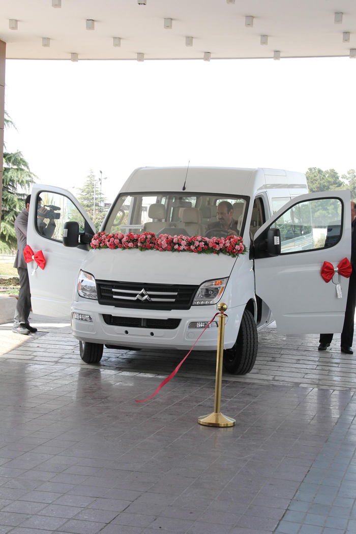 Breakthrough for China's commercial vehicles in Middle East market